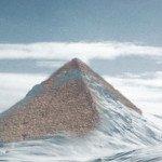 Descubren pirámides en la Antártida
