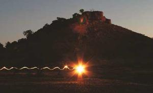 Las misteriosas luces MIN MIN de Australia