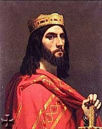 Dagoberto II y Merovingios