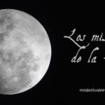 Los grandes misterios de la luna