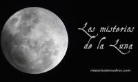 misterios de la luna